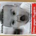 fluglaerm-neuenhagen-demo-bahnhof-plakat