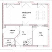 Optimale Größe Wohnzimmer? Erfahrungsbericht vom Hausbau