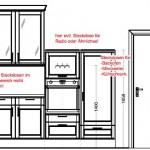 Ansicht Küche links