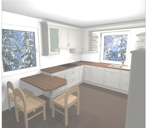 Unsere Landhauskuche Nobilia Lucca In Magnolia Hausbau Blog