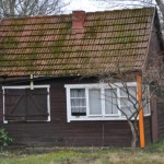 Altes Gartenhaus - Reif zum Abriss