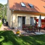 Haus mieten in Neuenhagen: Ansicht Terrasse