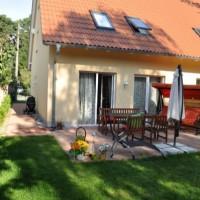 Haus mit Garten in Neuenhagen mieten – Haushälfte zur Miete