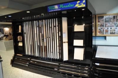 Große Auswahl und günstige Fliesen im Fliesencenter