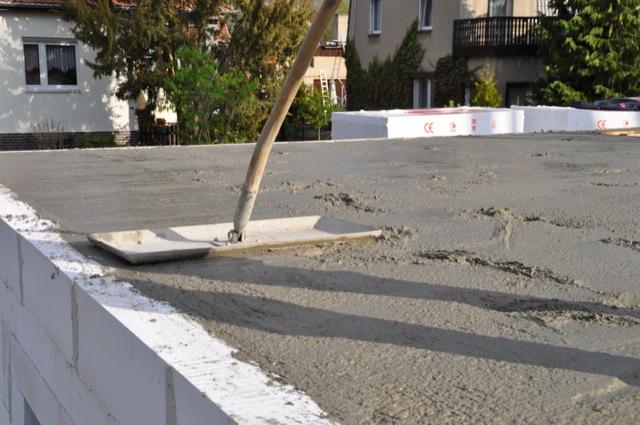 So wird die Beton-Decke ganz glatt