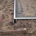Grundstücks-Vermessung: Feinabsteckung fürs Haus