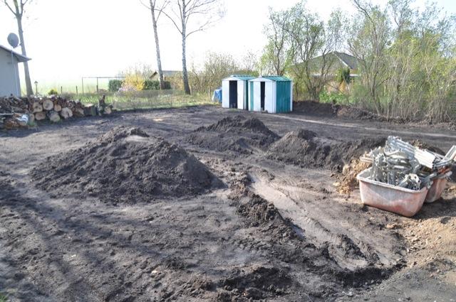 Grundstück: Vorbereitung des Gartens für den perfekten Rasen