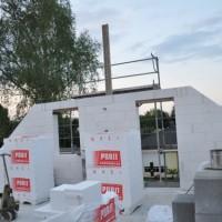 Bautenstandsbericht KW 18 – Obergeschoss und Schornstein
