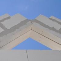 Obergeschoss fast fertig – aktuelle Hausbau-Bilder