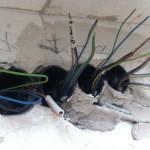 Elektrik Lichtschalter