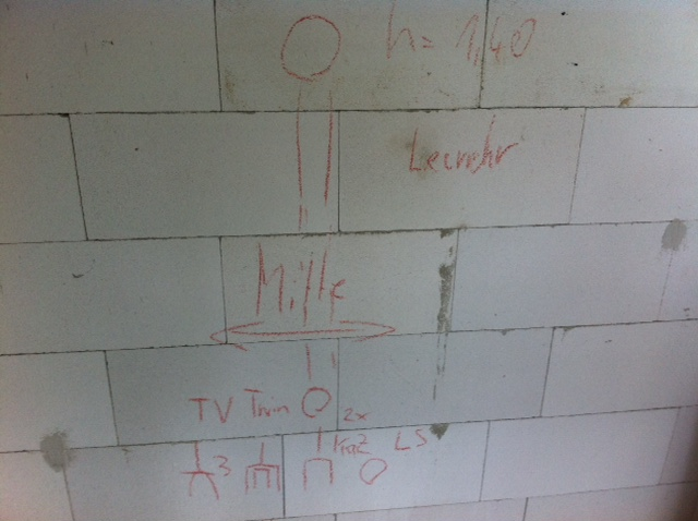 Multimedia-Elektroplanung fürs Wohnzimmer