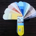 Farbpalette & Farbtabelle für den Haus-Aussenputz
