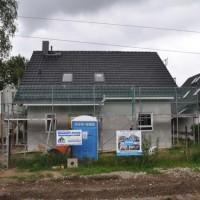 Dach zu & Fußbodenheizung da – Aktuelle Bilder vom Hausbau