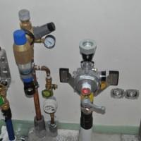 Erdgas ist da – Verlegung  des Gasanschluss