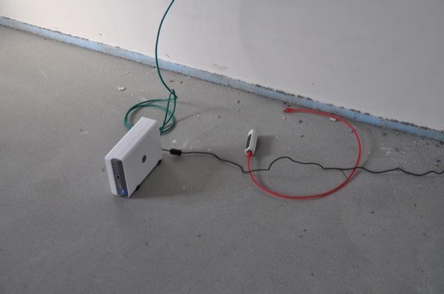 NAS-Speicher zum testen am Netzwerk