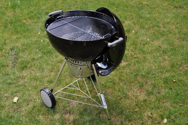 Weber Grill One-Touch Premium in 57 cm