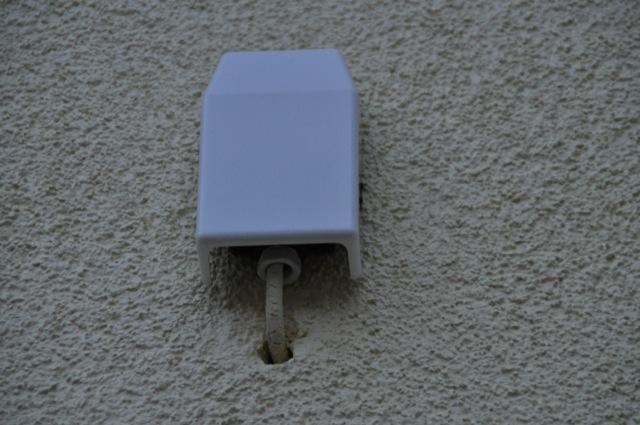 Wetterfühler - Sensor für Gas-Heizung