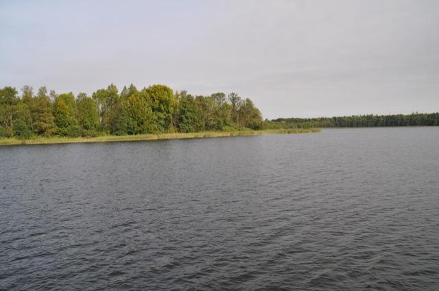 Aussicht vom Wasser