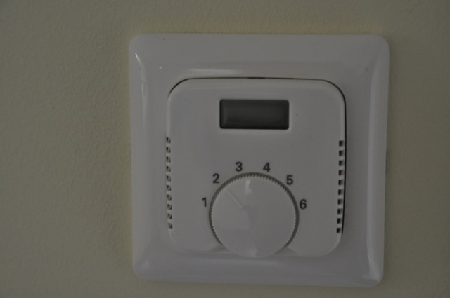 Fussbodenheizung-Raumtemperatur-Regler