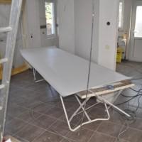 Foto-Update vom Innenausbau: Fliesen, Maler, Sanitär