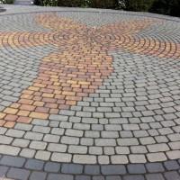 Pflastersteine für Auffahrt, Hof und Wege – Material, Kosten, Farbe