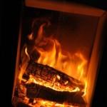 Feuer im Kamin - dank richtigem anheizen