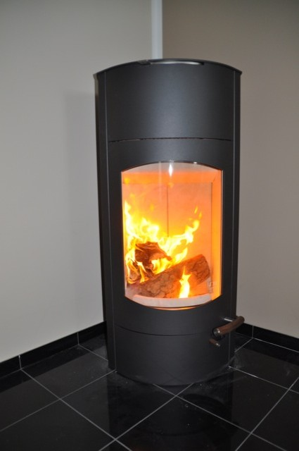 Große Scheibe - Feuer im Koko-Xtra Austroflamm