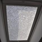 Sichtschutz-Rollo für Dachfenster