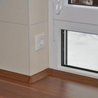 Bauherrentipp: Steckdosen in der Fensterlaibung & Dachüberstand
