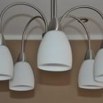 moderne hängende Deckenlampe