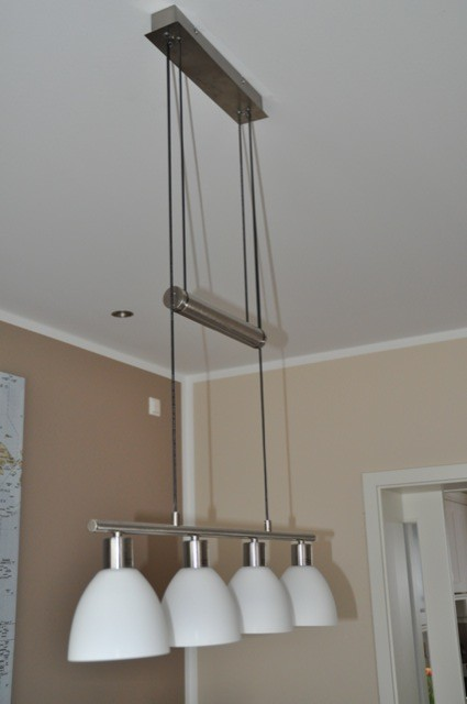 Esstisch-Lampe