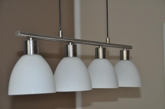 Pendel-Deckenlampe als Wohnzimmer-Beleuchtung