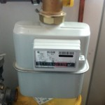 Gasverbrauch der Gasheizung