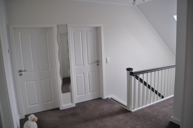 Gestaltung des Flur im Dachgeschoss - Schlafzimmer & Treppe