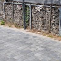 Zierkies / Quarz – Gehweg-Begrenzung mit Kieselsteinen anlegen