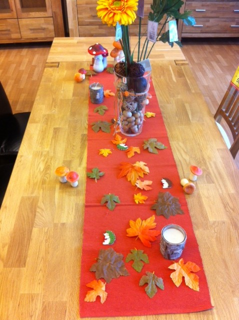 Herbstdekoration Gestaltungs Ideen Foto Beispiele Hausbau Blog