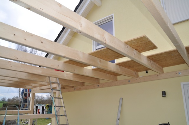 Fotos Aufbau Anleitung Carport Zum Selber Bauen Hausbau Blog