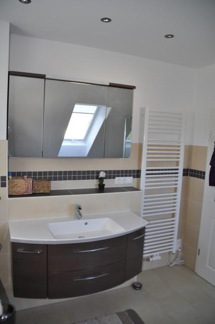 Pelipal: Waschtisch, -schrank und Spiegelschrank