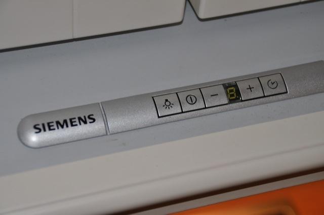 Siemens Dunsthaube mit Abluft
