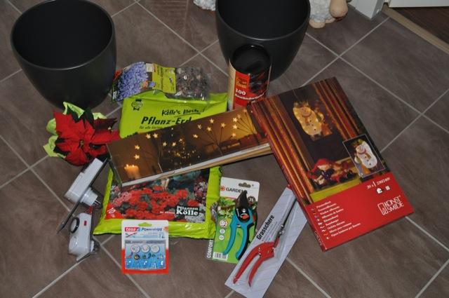 Weihnachtseinkauf - Vorbereitung für Weihnachten