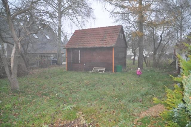 So sah das Grundstück vormals aus - Inkl. altem Haus zum Abriss