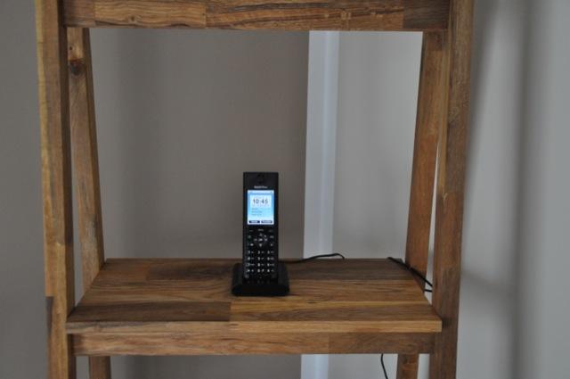 Haustelefon ohne Kabel? Das DECT Fritzfon MTF