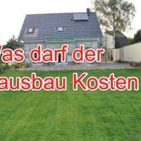 Haus Bauen: Kosten im Vergleich – Baukosten von 80 Einfamilienhäusern