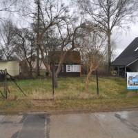 Entstehung Einfamilienhaus – Zeitraffer (Fotos) Hausansicht von vorn