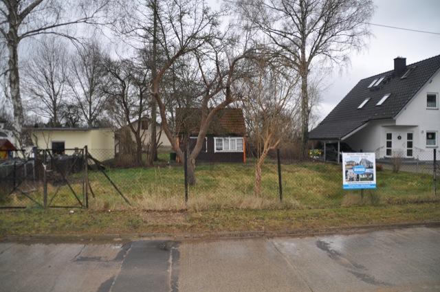 Urzustand Grundstück - gekauft wie gesehen