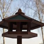 Vogelhaus - besser als selber gebaut