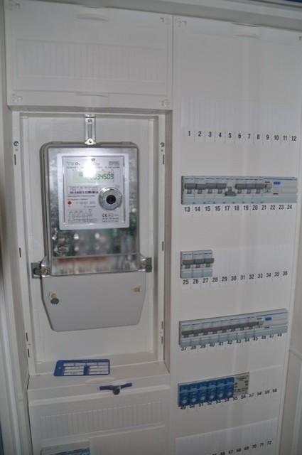 Intelligenter Stromzähler von Pafal