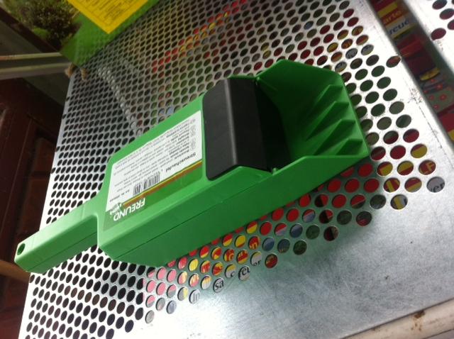Hand-Streuschippe für Rasendünger