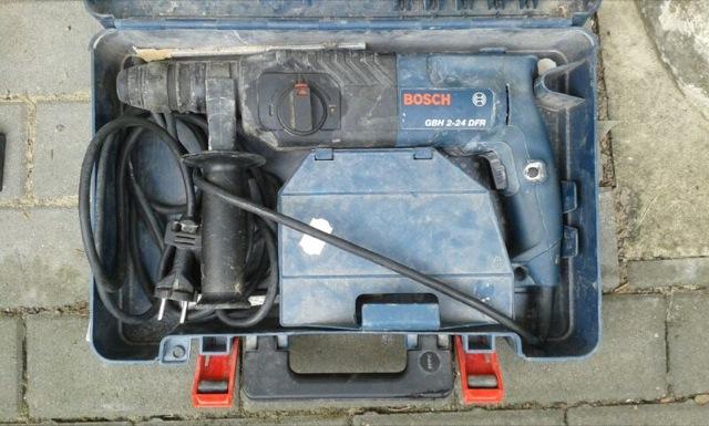 Kleiner Bohrhammer von Bosch