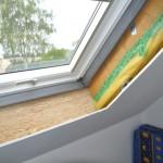 Dachschrägenfenster - nachträglich einbauen